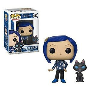~*Funk Pop! Coraline with Cat*~